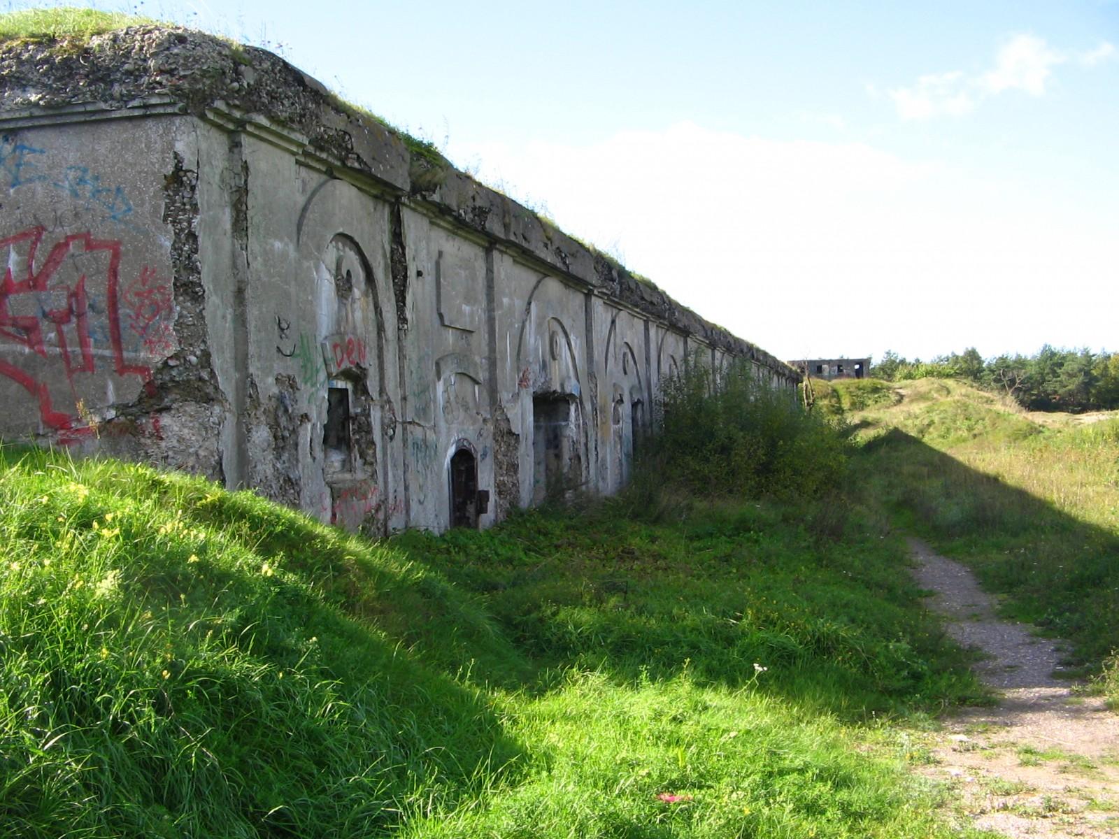 неизвестные южные форты пороховая фабрика и аэродром наша лиепая